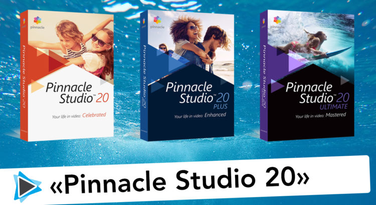 Pinnacle Studio 20 Deutsch ist da! Video Tutorials